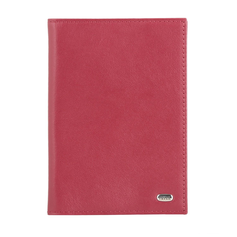 Обложка для паспорта Petek 1855 581.4000.10 Red, красный цена 2017