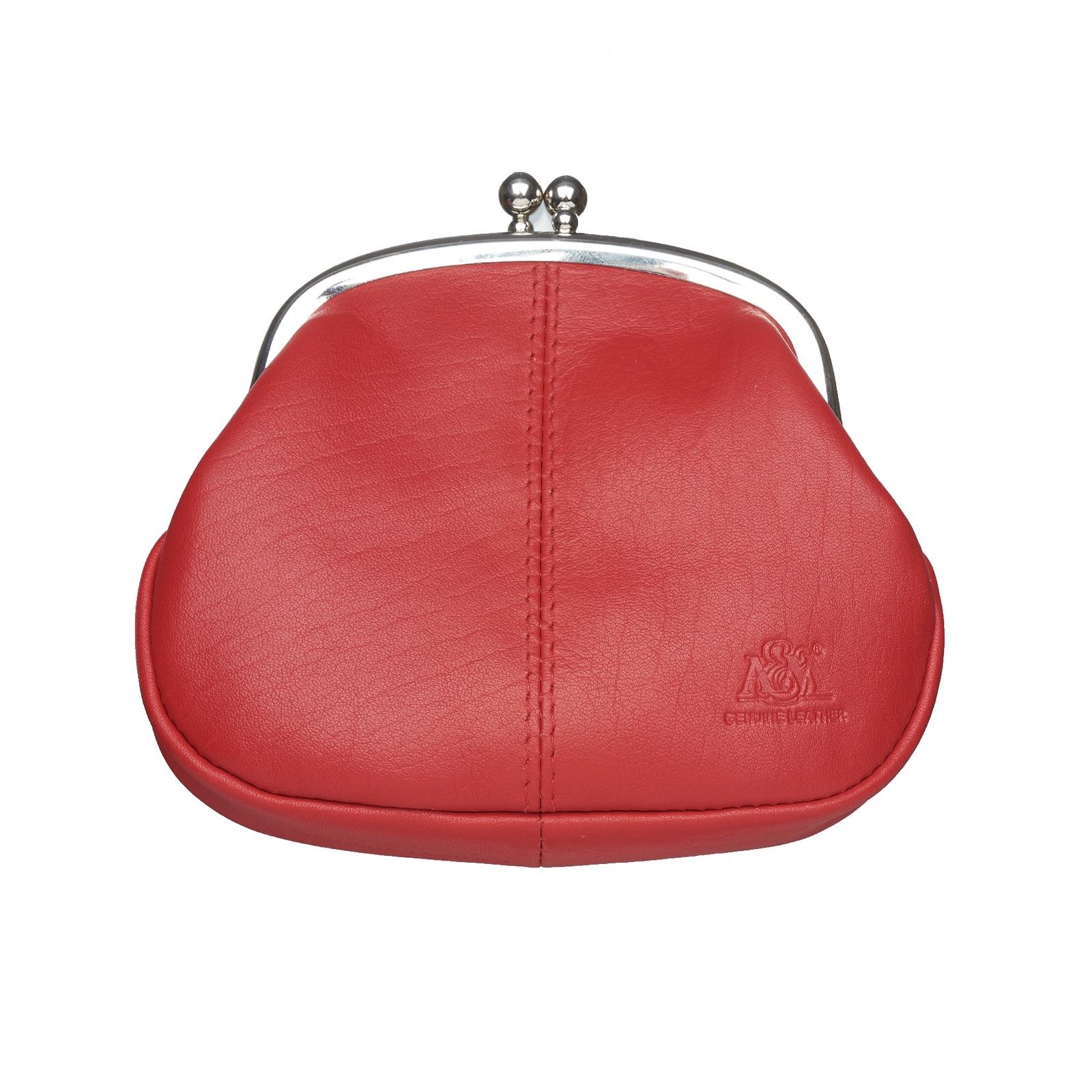 Портмоне A&M женское, 2658N.Red, красный, красный