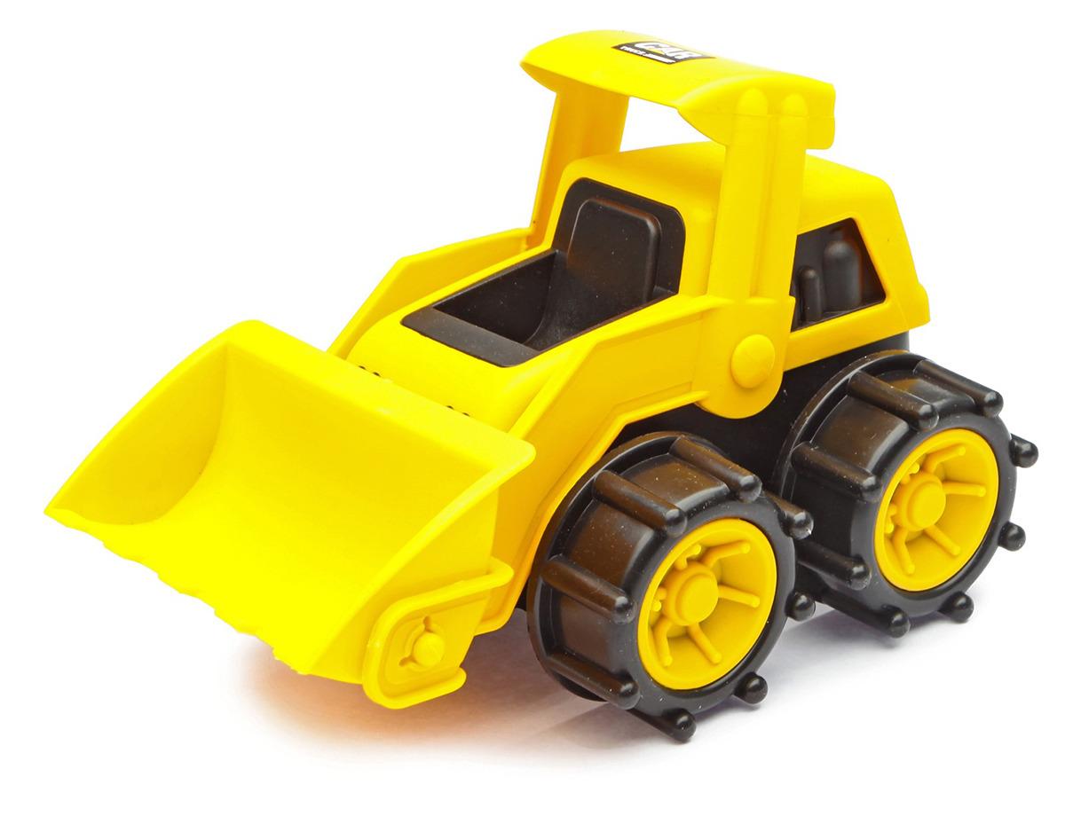 Машинка Трактор, 2920468 машинка hoffmann трактор с кузовом на прицепе масштаб 1 72 47528 зеленый трактор