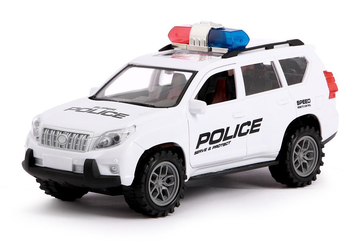 Машинка Полицейский джип, инерционная, 3574456 джип полиция