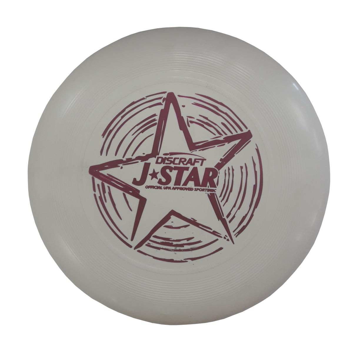 Диск Discraft J-Star белый диск здоровья pro star fit