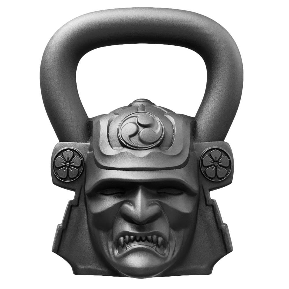 Гиря Heavy Metal Воин 24 кг, черный гиря iron head медведь 32 0 кг