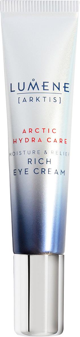Насыщенный крем для кожи вокруг глаз Lumene Arctic Hydra Care [Arktis], увлажняющий и успокаивающий, 15 мл