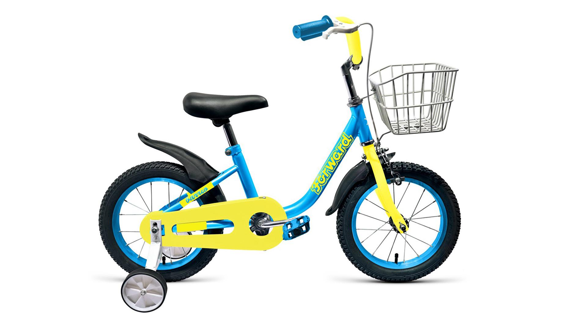 Велосипед Forward Barrio, голубойRBKW9L6H1014Велосипед, предназначенный для детей, без переключения передач. Подходит для обучения и прогулочного катания в городских условиях.