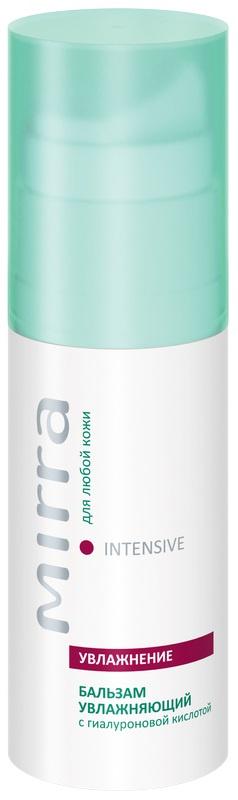 Бальзам для ухода за кожей Mirra Intensive Увлажняющий с гиалуроновой кислотой, 50 мл Mirra