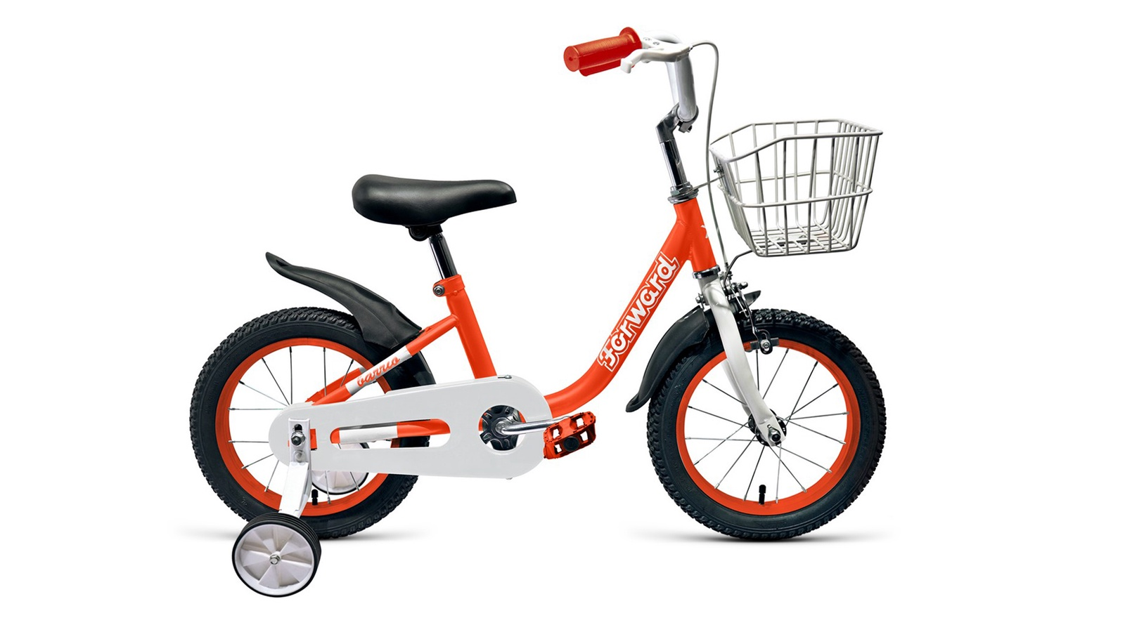 Велосипед Forward Barrio, красный велосипед forward zigzag 2019