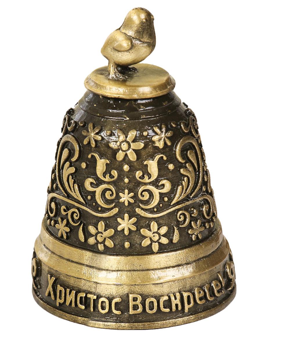"""Колокольчик пасхальный """"Цыпленок"""", 3033248, 3,7 х 5,2 см"""