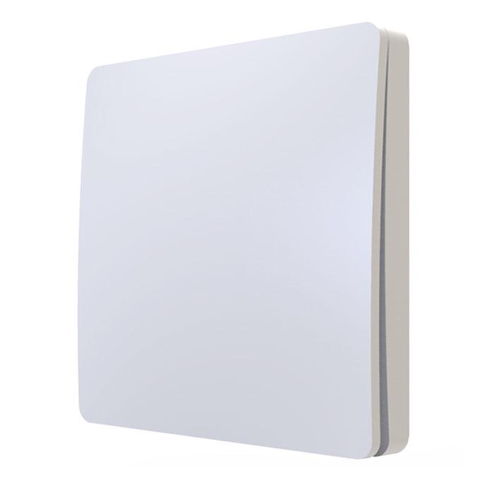 Выключатель ZDK Z-Light 2154, белый2617Из преимуществ беспроводного выключателя Z-Light отметим:-можно установить на любой поверхности в любом месте (дерево, бетон, стекло).-не нужны батарейки (выключатель работает от кинетической энергии при нажатии на него).-не нужно портить стену и тянуть провода. Выключатель соединяется с управляющим блоком по радио частоте (433 Мгц).-простая установкаОбратите внимание, что управляющий блок(контроллер)приобретается отдельно и в комплекте не идет (т.к. к нему можно подключить несколько выключателей).Принцип работы: световой прибор подключается к электричеству через контроллер, который получает сигналы от беспроводного выключателя и управляет световым прибором (люстрой, лампой и тд.).Чтобы соединить выключатель с контроллером нужно нажать кнопку на контроллере на 3 секунды и после нажать ту клавишу на выключателе, которой вы хотите управлять данным световым прибором.