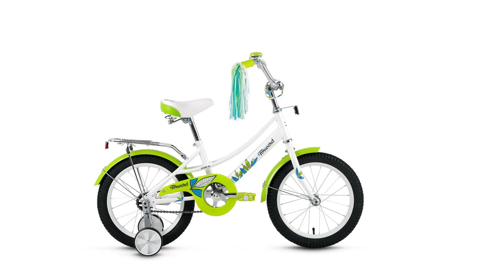 Велосипед Forward Azure, белый велосипед forward azure 1 0 2014