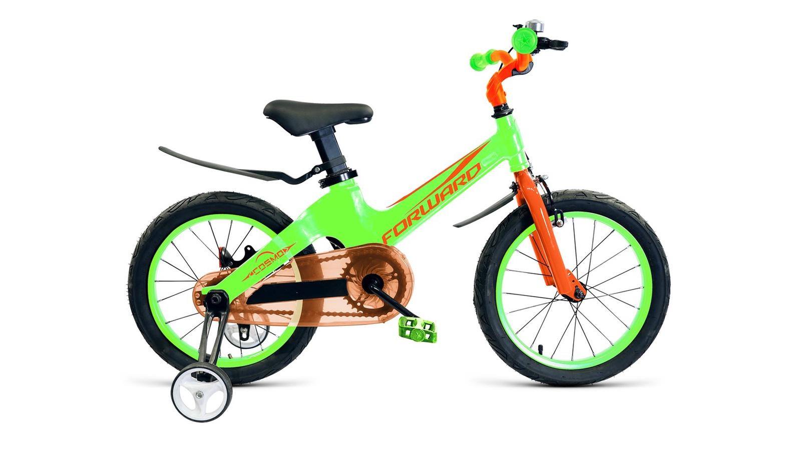 Велосипед Forward Cosmo, зеленый