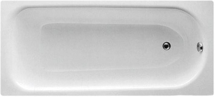Ванна Kaldewei стальная 310-1, белый стальная ванна 150x70 см kaldewei eurowa 310 1
