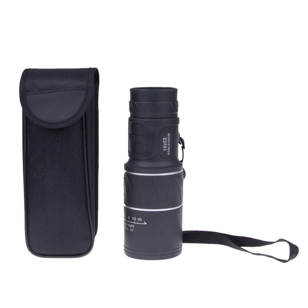 Монокуляр MARKETHOT Z500202, черный монокуляр дальность