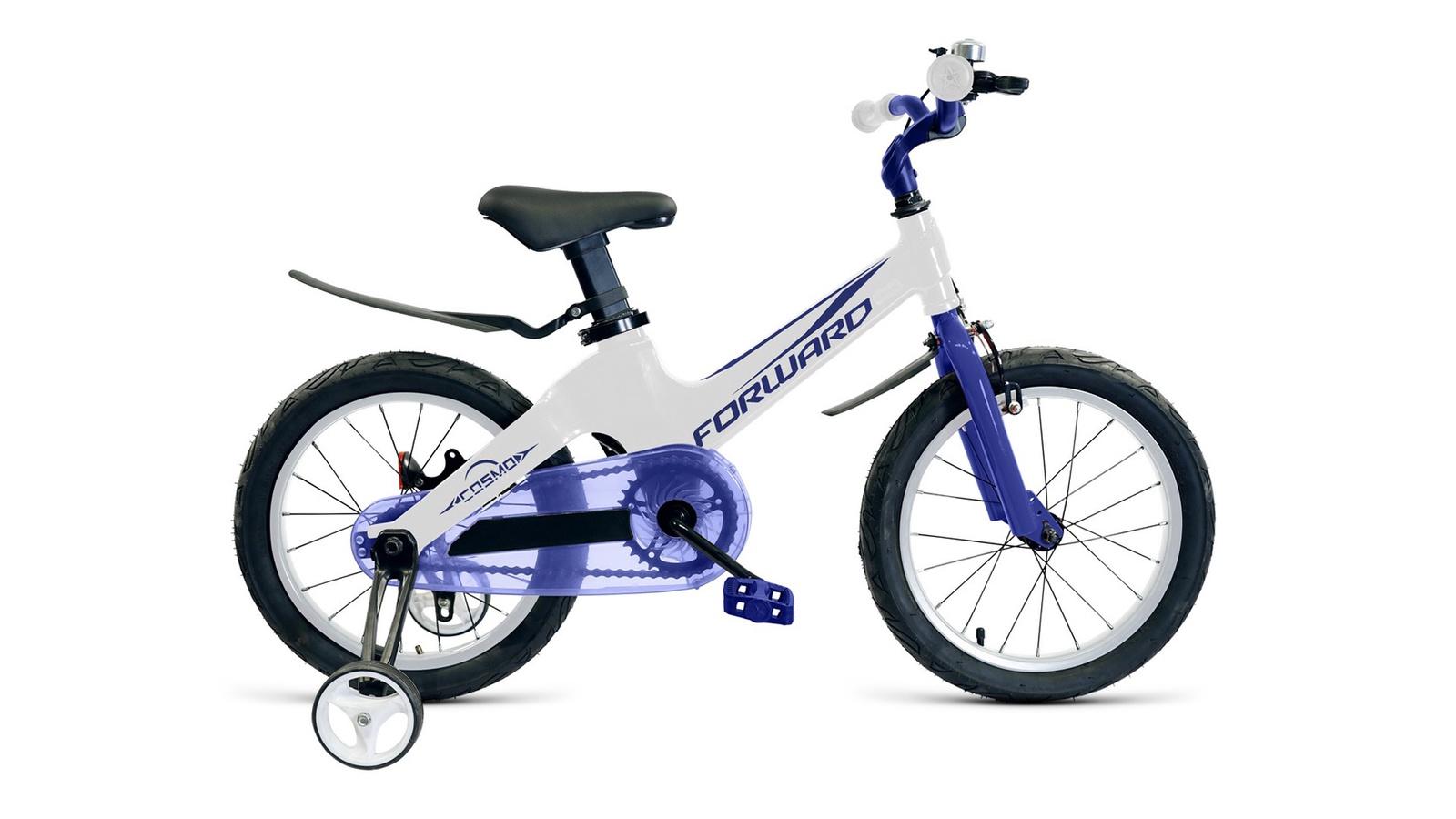 Велосипед Forward Cosmo, белый велосипед forward zigzag 2019