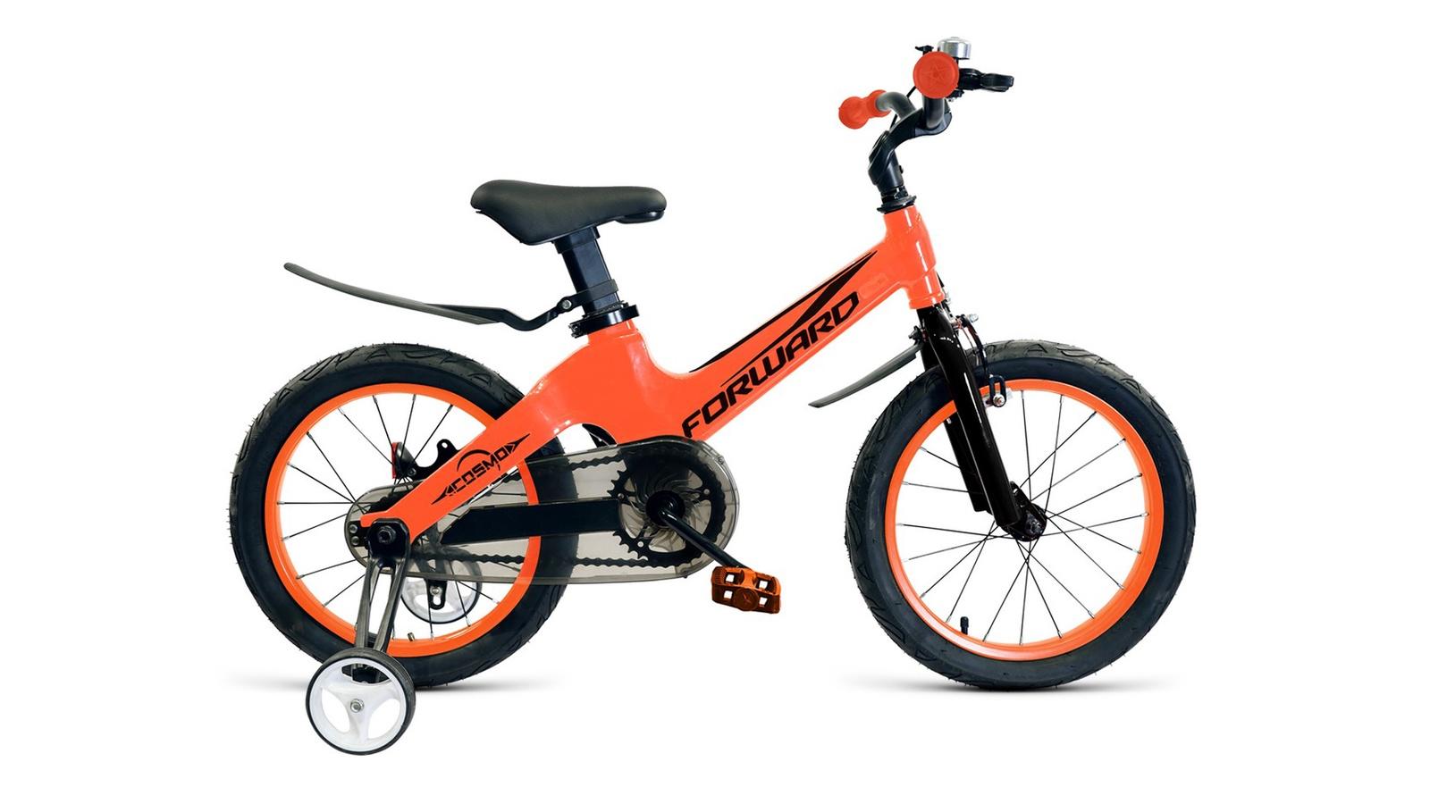 Велосипед Forward Cosmo, оранжевый велосипед forward zigzag 2019