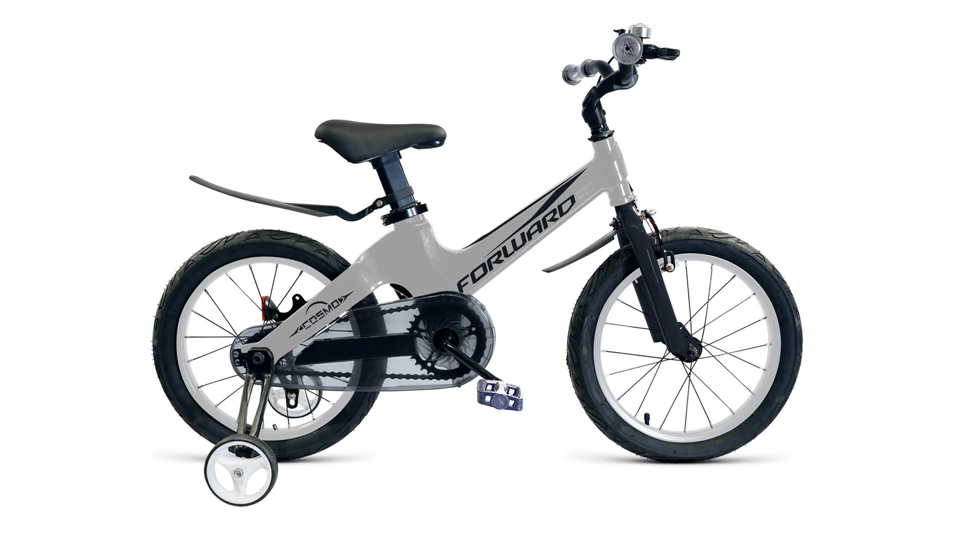 Велосипед Forward Cosmo, серый велосипед forward zigzag 2019