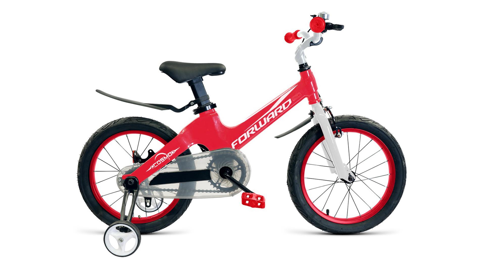 Велосипед Forward Cosmo, красный велосипед forward zigzag 2019
