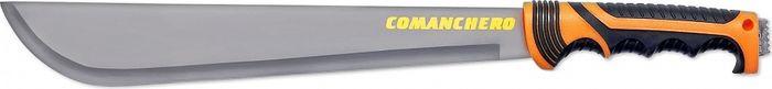 Мачете туристический Рубака Comanchero, T142 COM, темно-серый, длина лезвия 33 см
