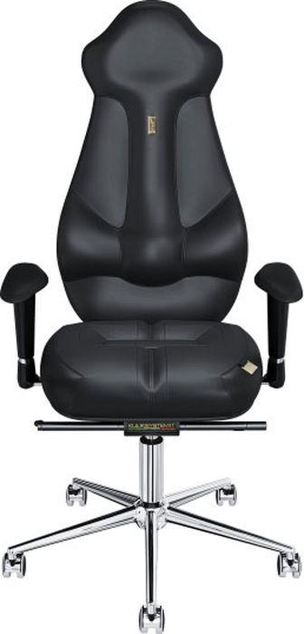 Компьютерное кресло Kulik System Imperial Fashion, цвет: черный