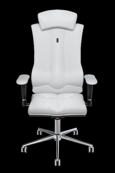 Компьютерное кресло Kulik System Elegance, цвет: белый. 1011
