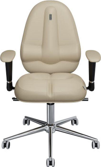 Компьютерное кресло Kulik System Classic Maxi, цвет: белый