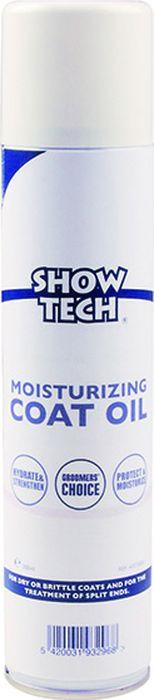 Масло для шерсти животных Show Tech Moisturizing Coat Oil, 43STE003, 300 мл