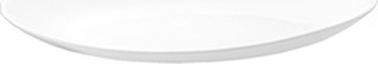 Тарелка Luminarc Френдс Тайм, J4651, белый блюдо д пасты luminarc френдс тайм блэк декор кругл 29см стекло