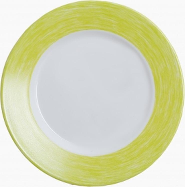 Тарелка десертная Luminarc Колор Дэйс, L1497, зеленый, диаметр 19 см