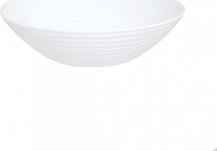 Салатник Luminarc Арена, L2968, белый, диаметр 16 см салатник luminarc космос 12см 0 6л стекло