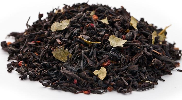 Чай листовой Gutenberg Малина со сливками, черный, 500 г teacher клубника со сливками зеленый чай премиум 500 г