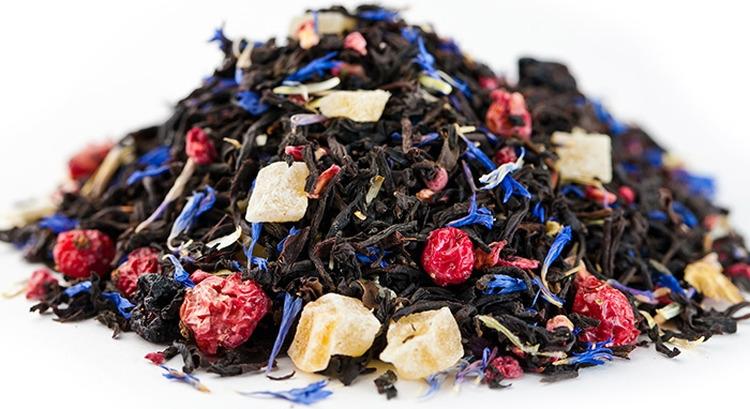 цена Чай листовой Gutenberg Валенсия, черный, 500 г онлайн в 2017 году