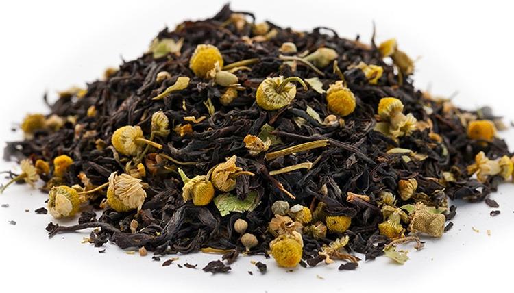 Чай листовой Gutenberg Липовый мед, черный, 500 г берестов мед башкирхан липовый 30 г