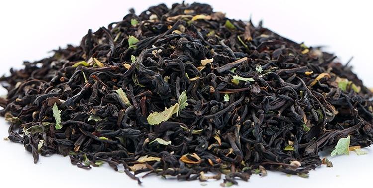 Чай листовой Gutenberg Хорошее настроение, черный, 500 г цена и фото