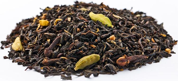 Чай листовой Gutenberg Масала, черный, 44021, 500 г teacher масала премиум чай листовой 500 г
