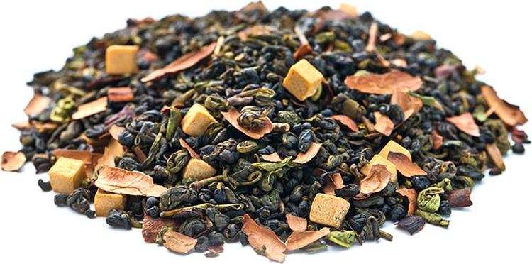 Чай листовой Gutenberg Бейлис, зеленый, 500 г