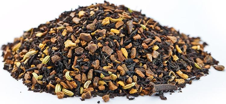 Чай листовой Gutenberg Масала-2, черный, 500 г teacher масала премиум чай листовой 500 г