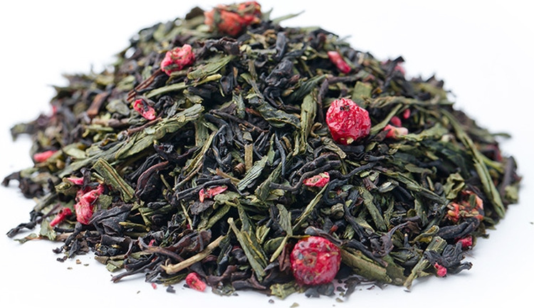 Чай листовой Gutenberg Волшебная ночь, черно-зеленый, 500 г teabreez волшебная ночь чай листовой 100 г