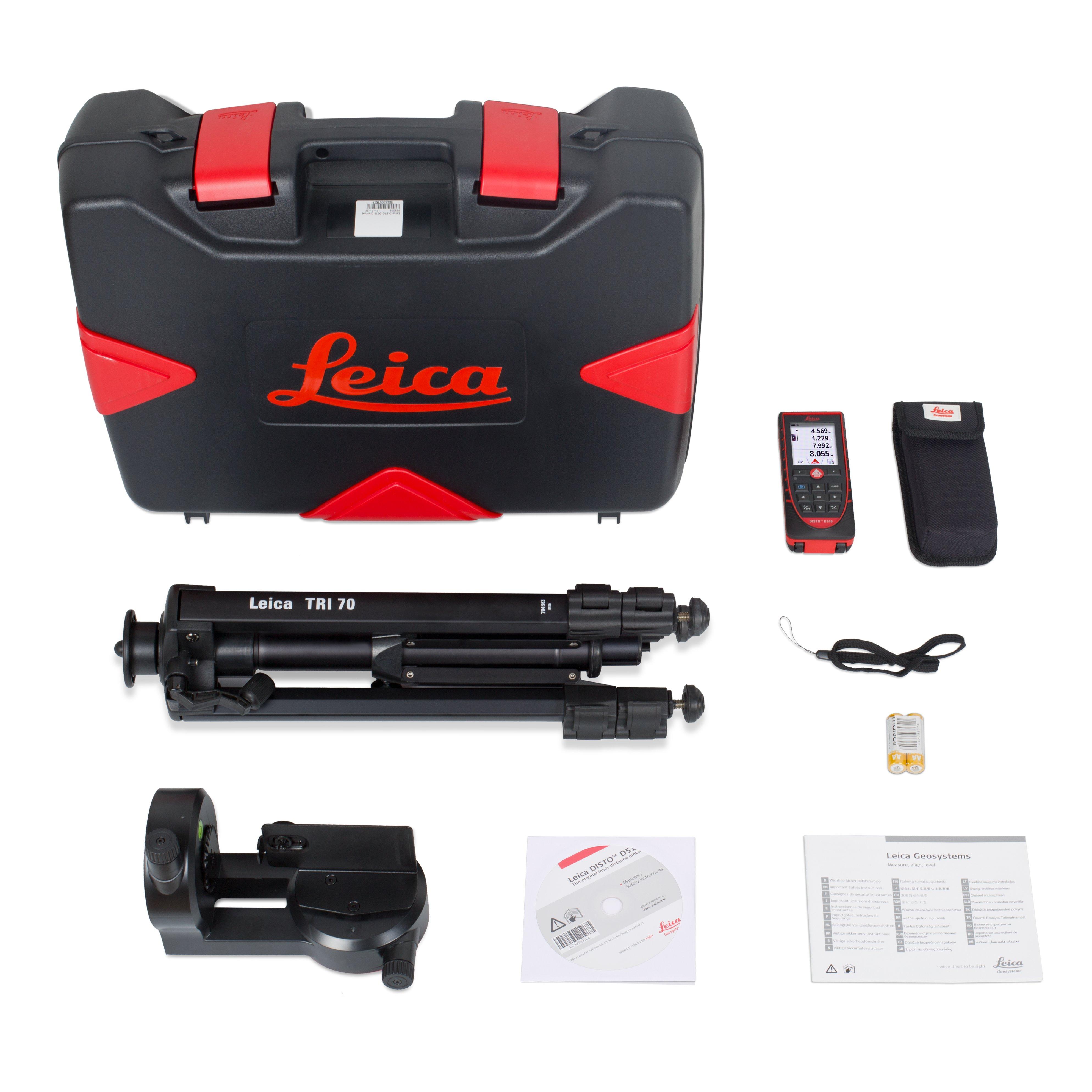 Комплект Leica DISTO D510 823199
