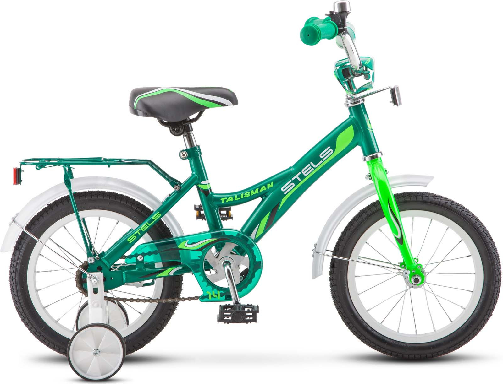 Велосипед Stels Talisman 12, JU000133052017, зеленый