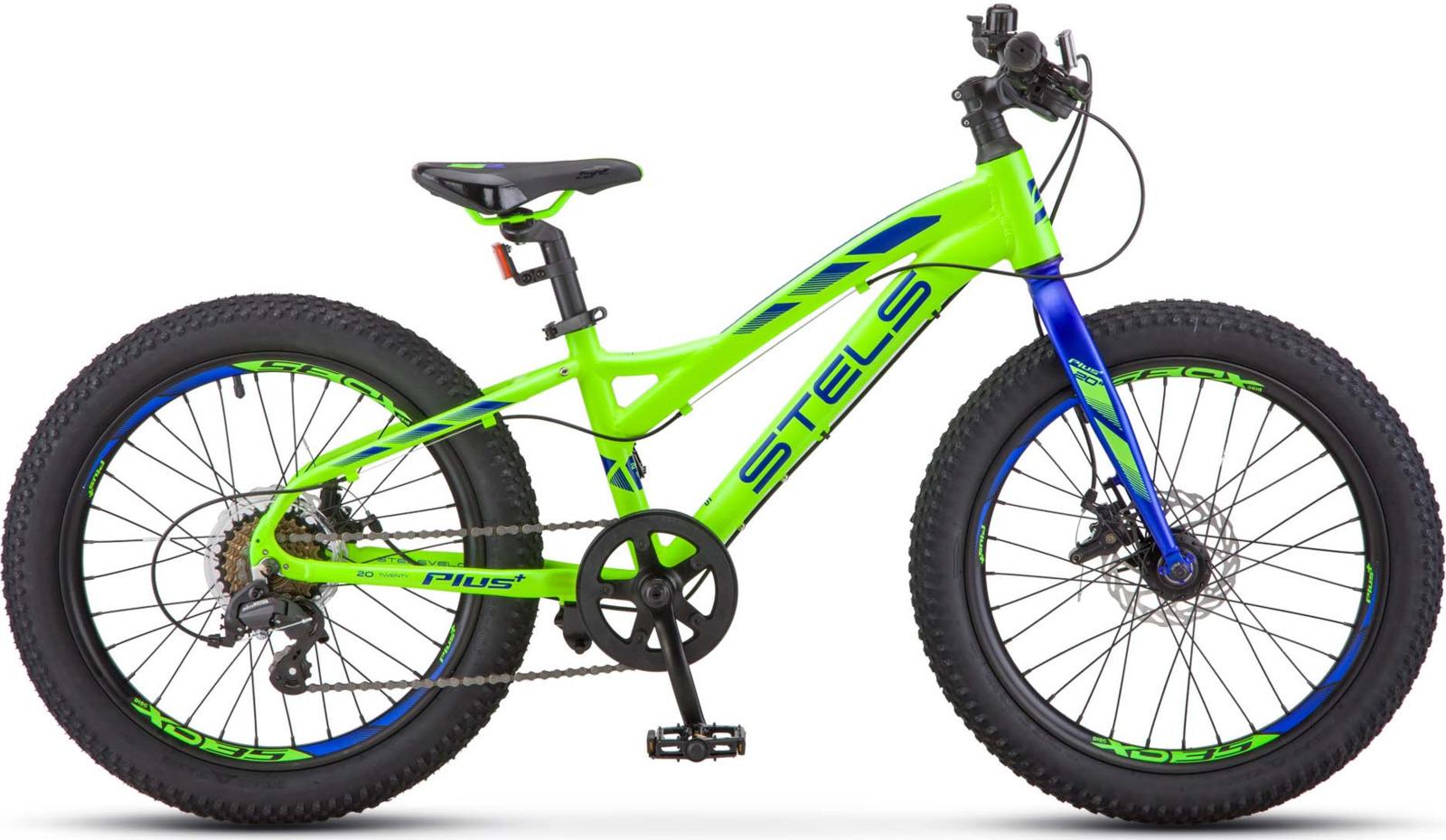 Велосипед Stels Adrenalin MD 11, KUBC0049252018, светло-зеленый