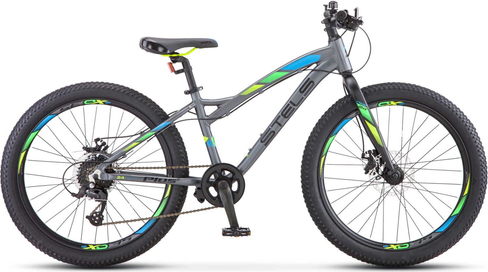 цена на Велосипед Stels Adrenalin MD 13,5, KUBC0049072018, серый