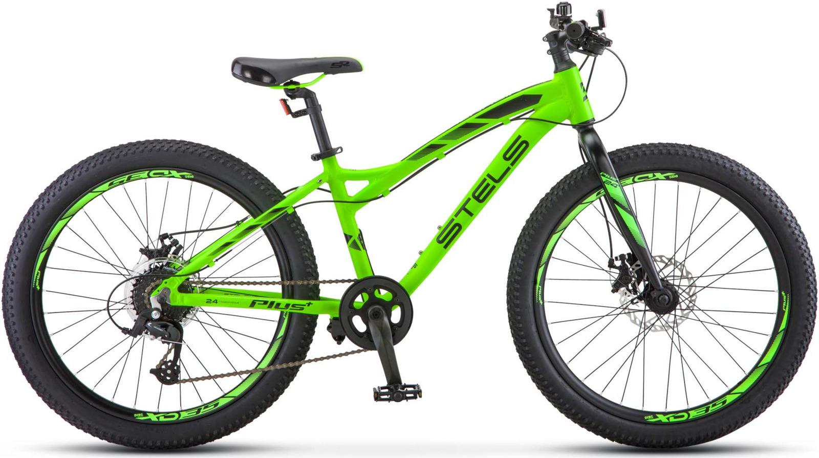 Велосипед Stels Adrenalin MD 13,5, KUBC0049082018, светло-зеленый