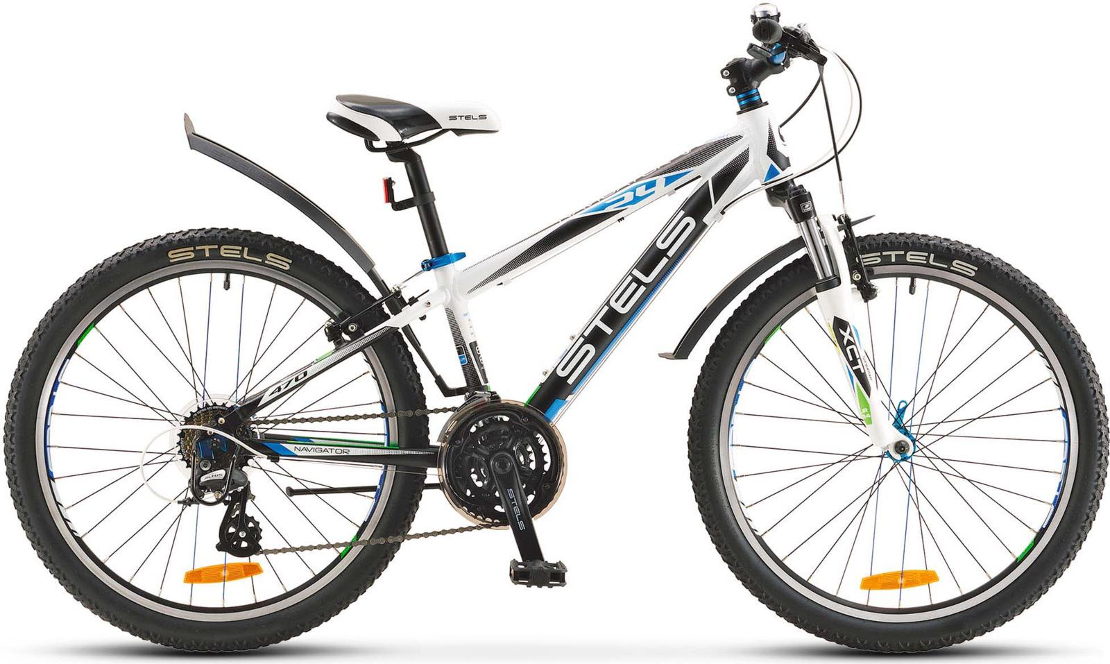 Велосипед Stels Navigator-470 V 12, LU070602, черныйLU070602Navigator - этоскоростной горный велосипед начального уровня. С помощью Stels Navigator ваш ребенок сможет освоить велосипед, который максимально приближен по своим характеристикам к взрослым моделям. Перед вами своего рода классический вариант горного байка, который предназначен для тех подростков, которые ищут в своем велосипеде нечто большее, чем привычные катания по городским улицам
