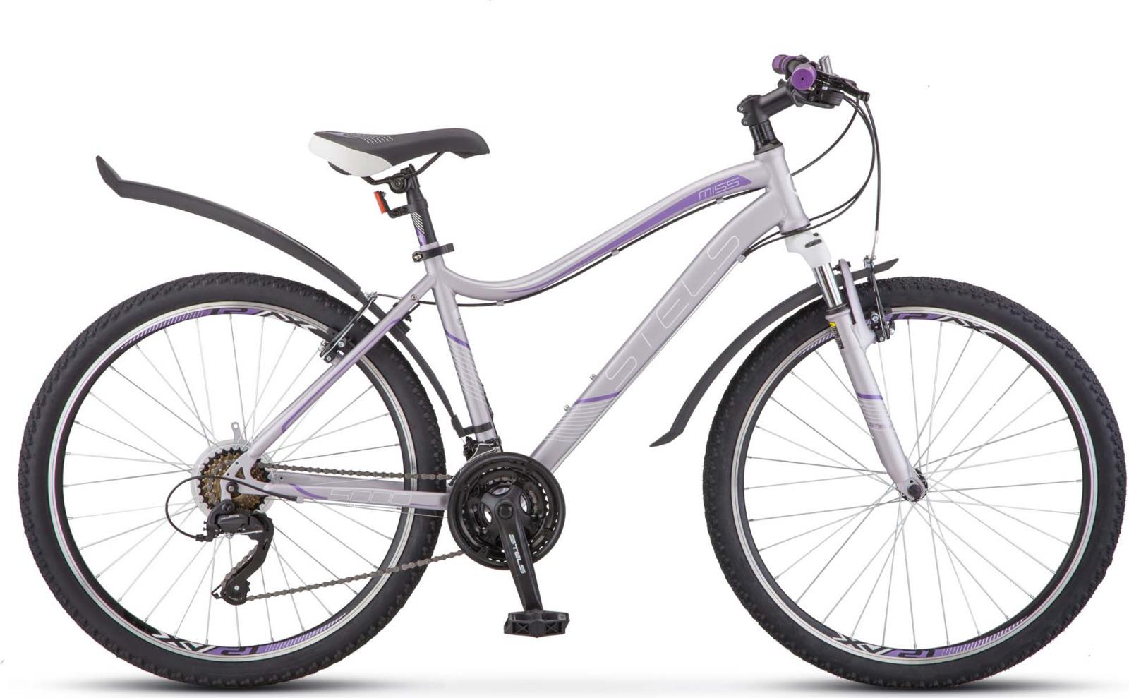 Велосипед Stels Miss-5000 V 26, KUBC0046252017, сиреневый цены