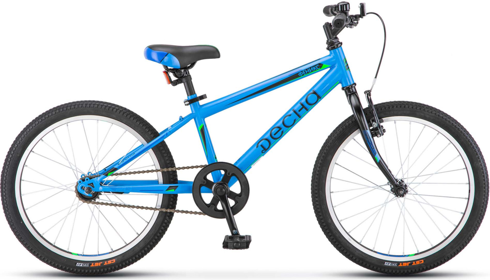 Велосипед Stels Десна Феникс 11, KUBC0045622017, синий