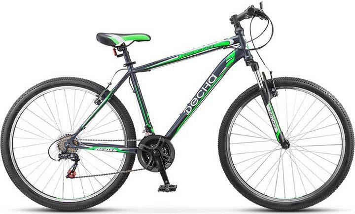 Велосипед Stels Десна-2710 V 17,5, LU071348, серый цены