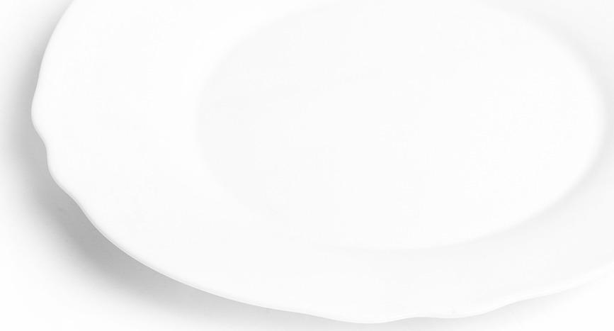 Тарелка Luminarc Луи Xv, J7338, белый, диаметр 24 см тарелка luminarc луи xv 24см обеденная стекло