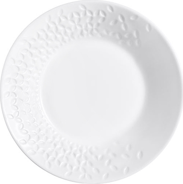 Тарелка глубокая Luminarc Нордик Эпона, L1130, белый, диаметр 23 см тарелка глубокая luminarc ализэ перл n4836 белый диаметр 23 см