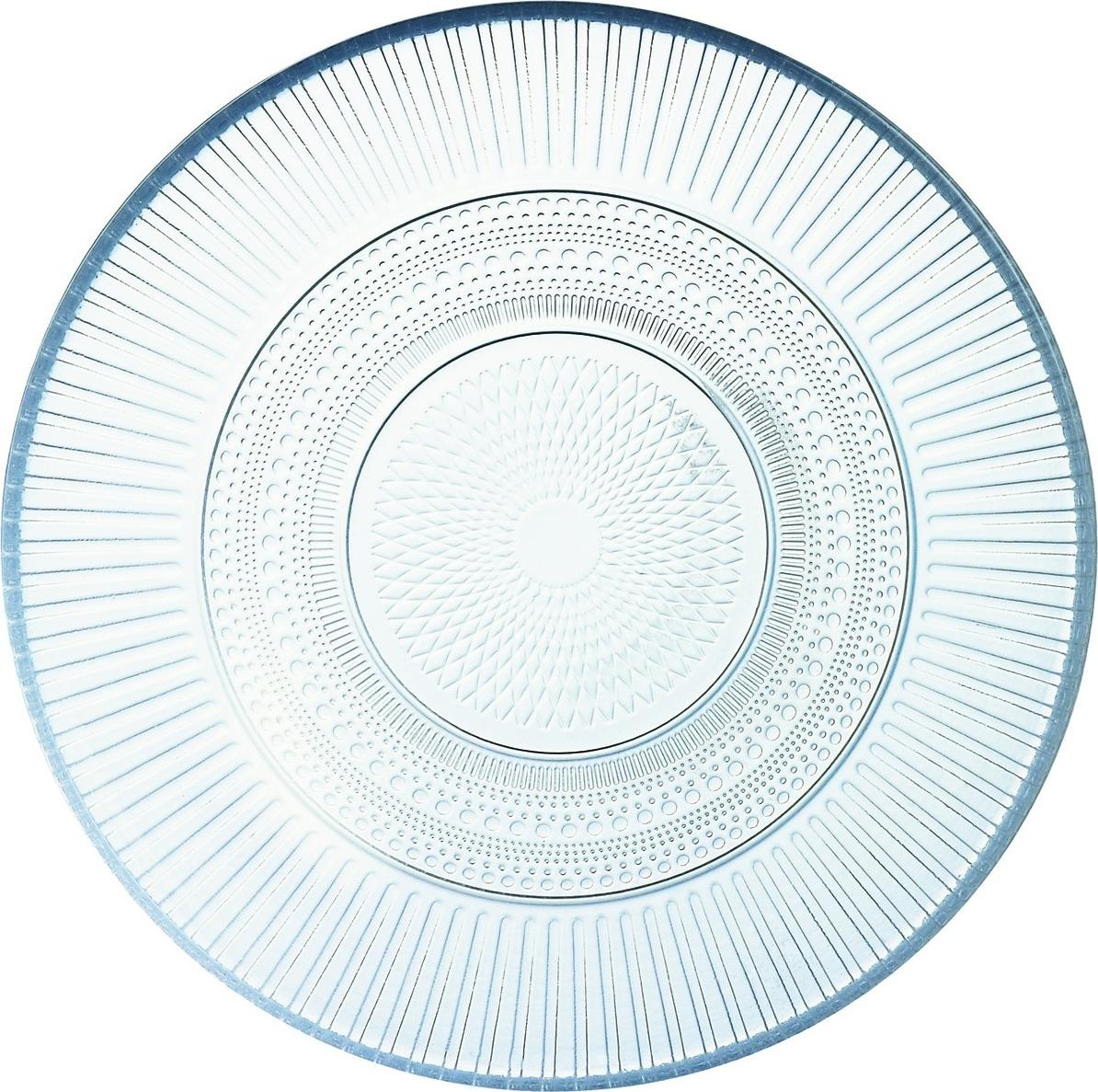 Тарелка десертная Luminarc Луиз, L5117, диаметр 19 см