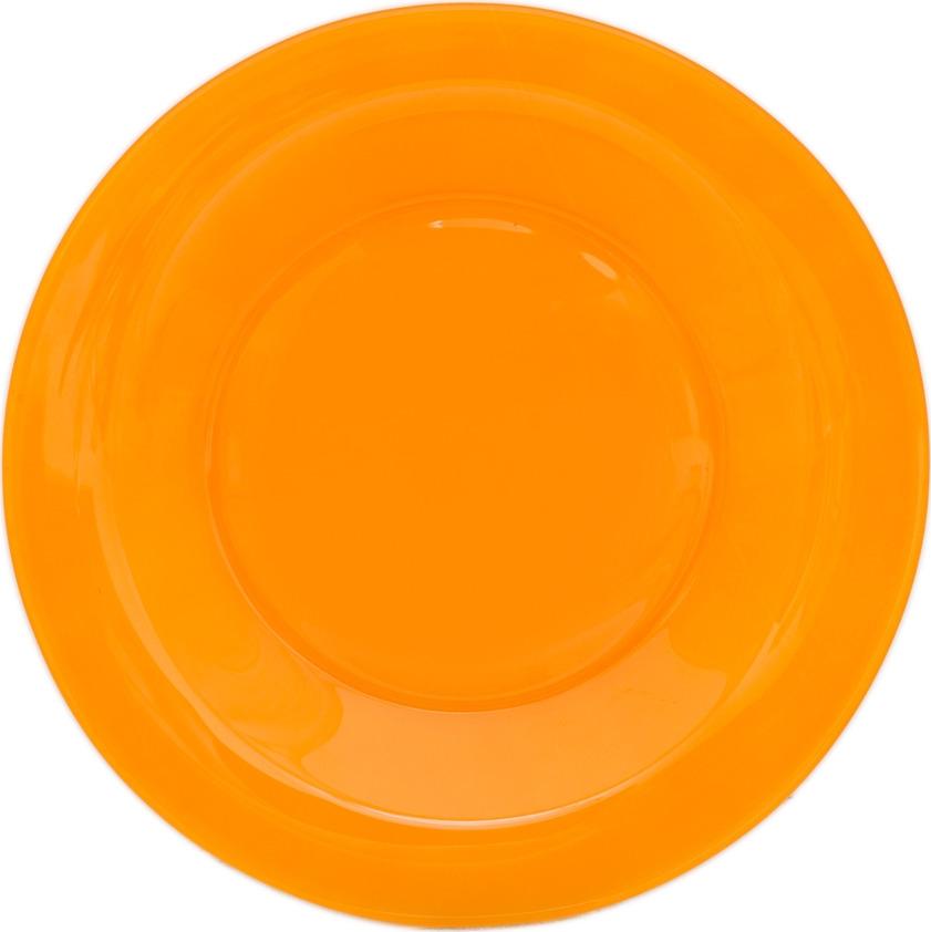Тарелка десертная Luminarc Amбиантэ, L6259, оранжевый, диаметр 19 см