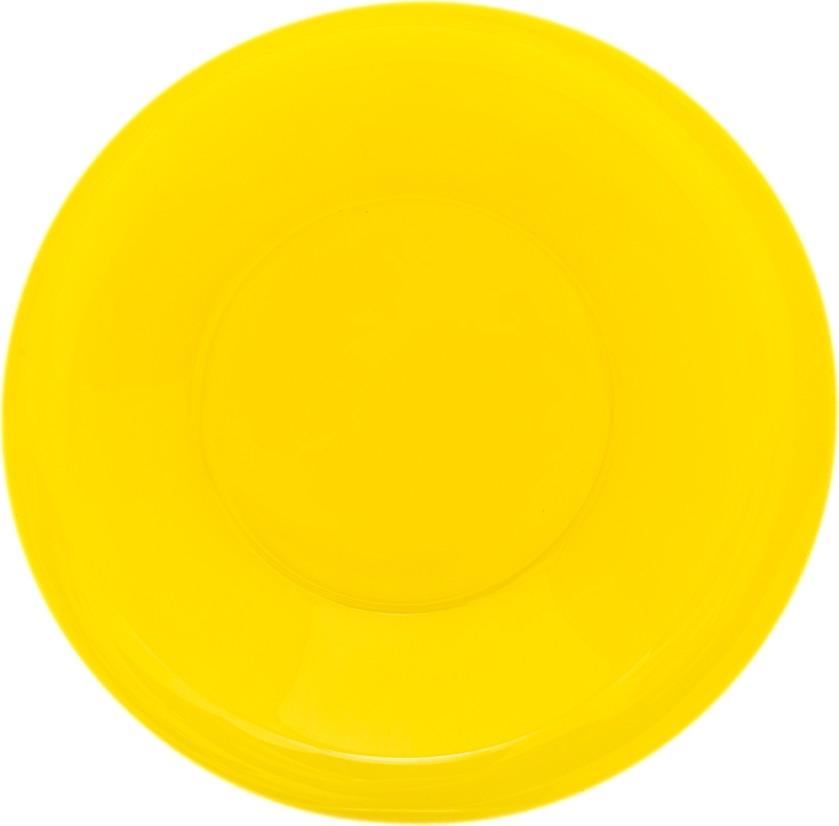 Тарелка глубокая Luminarc Amбиантэ, L6262, желтый, диаметр 21 смL6262